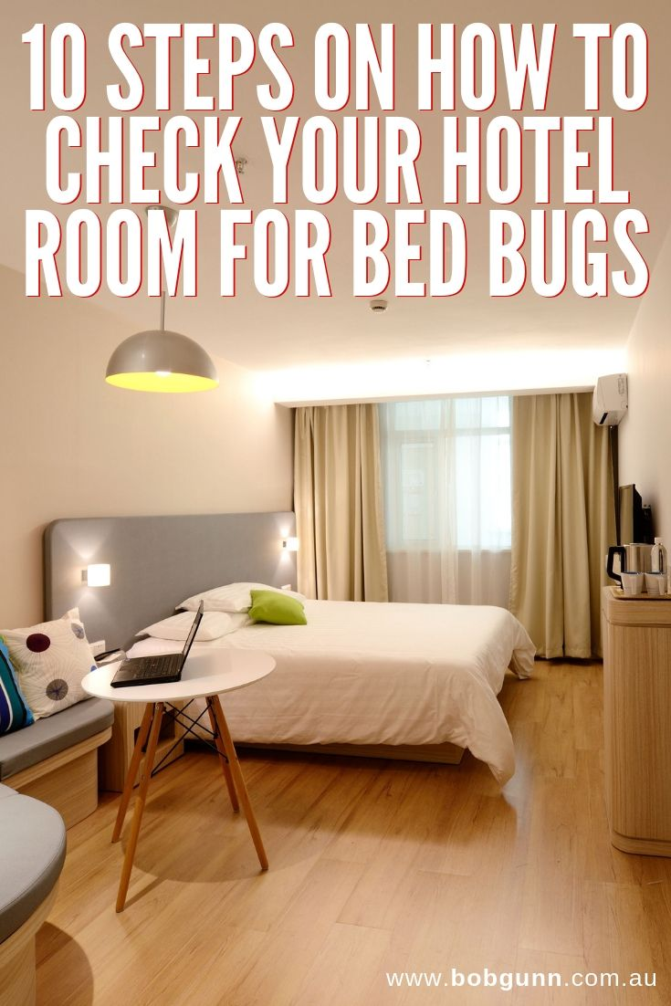 How To Check Your Hotel Room For Bed Bugs Simple Bed Wood Bedroom