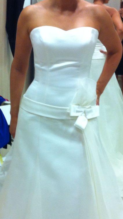 Robe de mariée Jesus Peiro 3009 d'occasion à Douvaine
