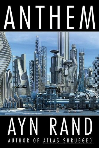 Anthem, by Ayn Rand (Trade Paperback)