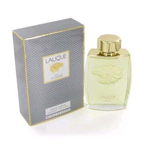 Lalique van Lalique. Deze mannelijke parfum bezit een mix van citrus, cederhout en jasmijn, met de lagere tonen van vanille en bossen. Gelanceerd door het design huis van Lalique in 1997. Lalique is een scherpe, oosterse, bosrijke geur.
