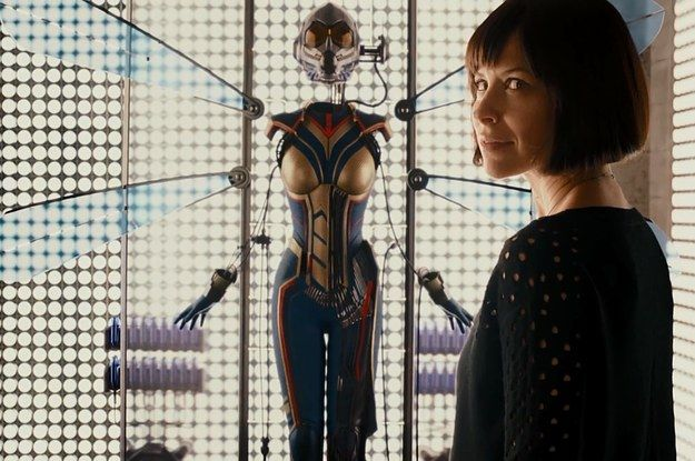 Evangeline Lilly Wanted Michelle Pfeiffer To Play The Wasp Two Years Ago And Now It's Happening