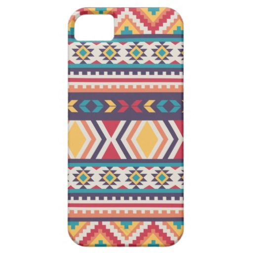 Navajo Pattern iPhone 5 Cases