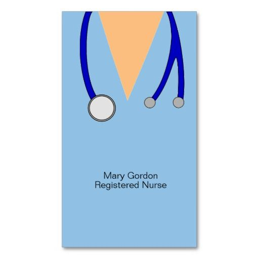 172 best images about nurse business cards on pinterest for Nurse business cards