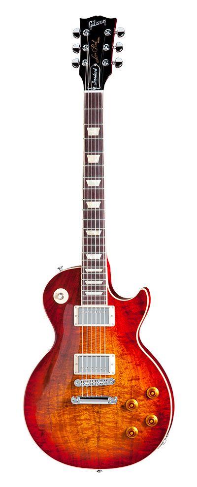Les Paul Standard - Koa Cherry Sunburst
