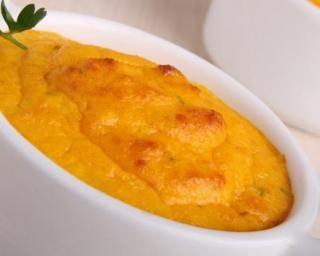 Flan de carottes à la crème allégée