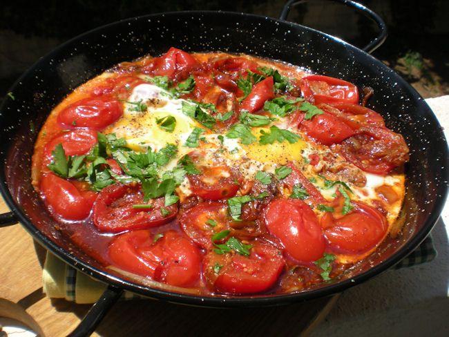 uova alla marocchina
