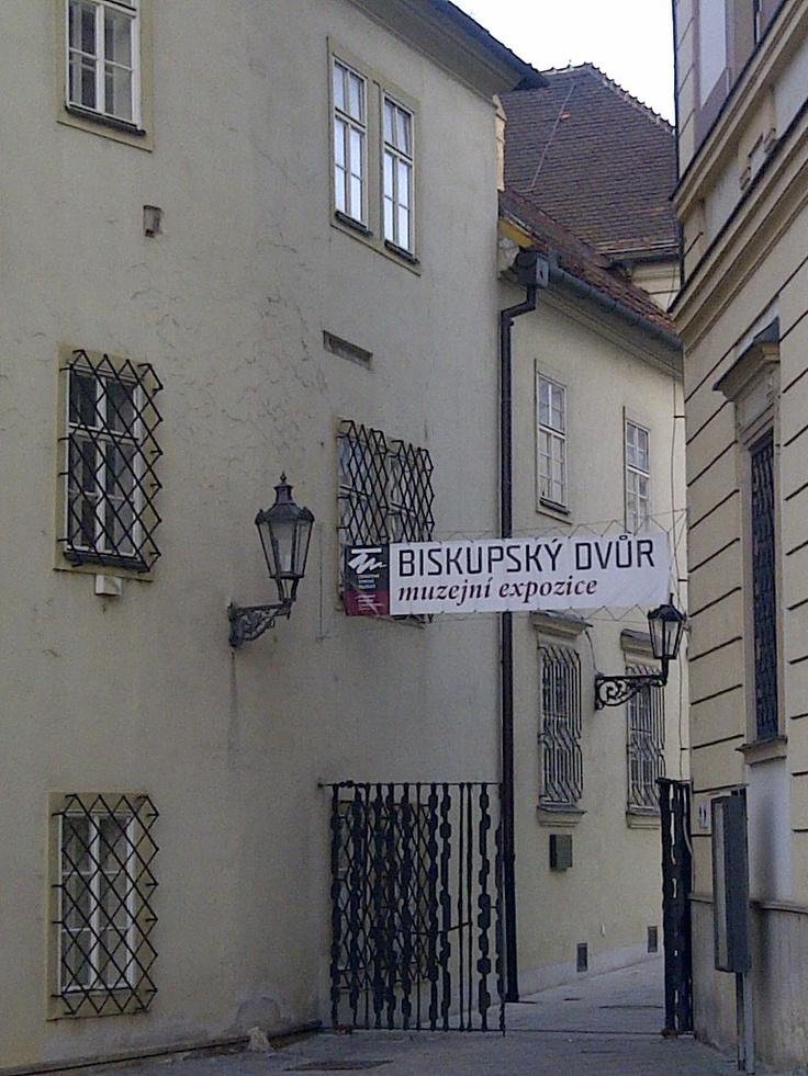 Palacio del Arzobispado, Brno, República Checa