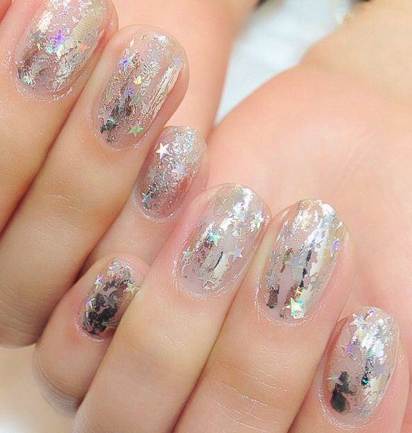 125 best Iridescent nail art images on Pinterest | Nail scissors ...