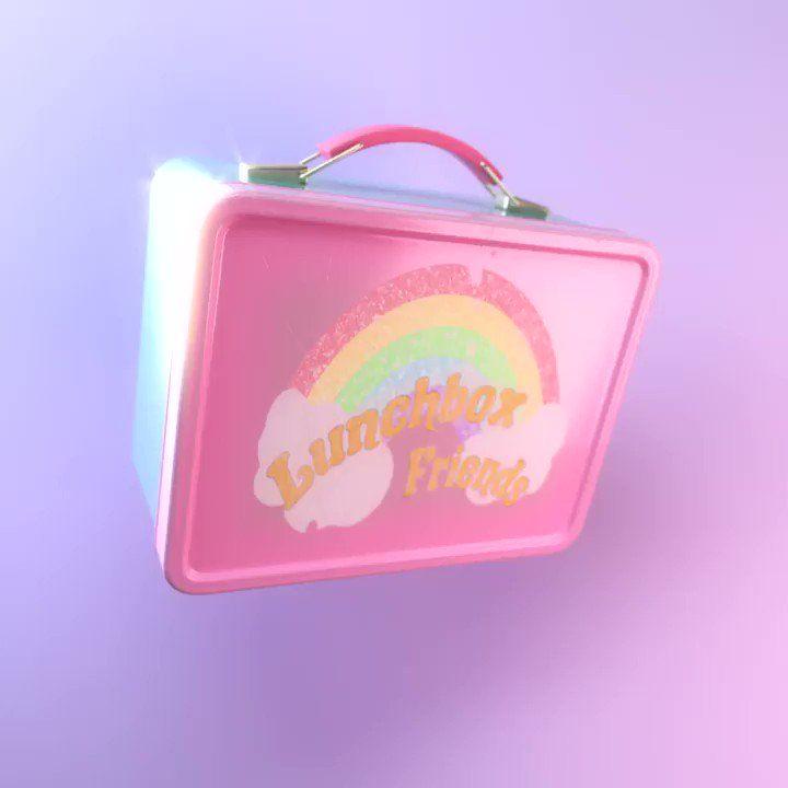 Lunchbox Friends, animation by Patelae | Melanie martinez