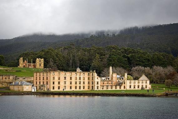 Port Arthur Penitentiary in Tasmania draws on a brutal past to now offer a glimpse back into another time. Originally an outpost timber station Port Arthur grew into a place of ultimate detainment.