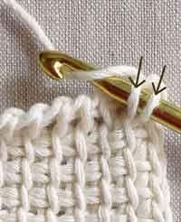 Fantastic Introductory Tutorial On Tunisian Crochet