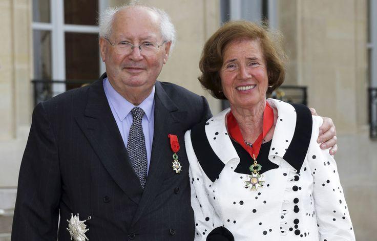 Les époux Klarsfeld