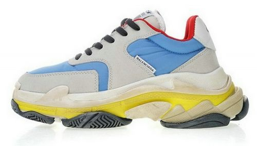 hot sale online 087c1 29400 Balenciaga Triple S 2.0 Trainers sky blue grey