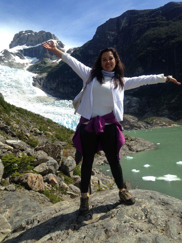 Glaciar Serrano, Puerto Natales