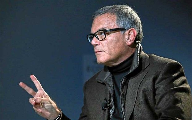 Britain's exit from the EU is a fifth 'grey swan' threat to business investment, warns Sir Martin Sorrell