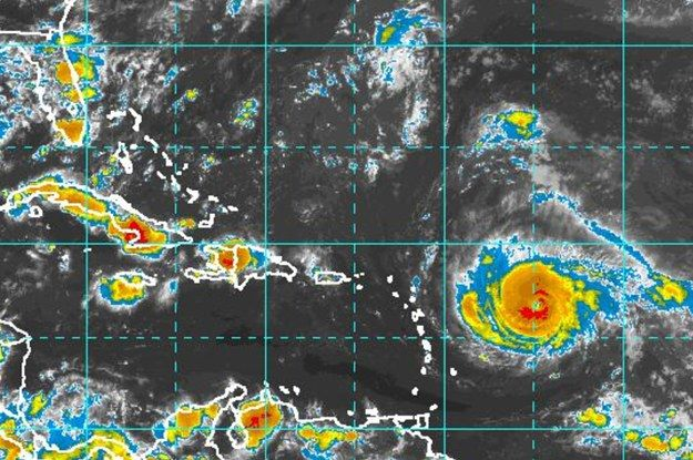 A Category 5 Hurricane Is Approaching Florida, And The Governor Just Declared An Emergency