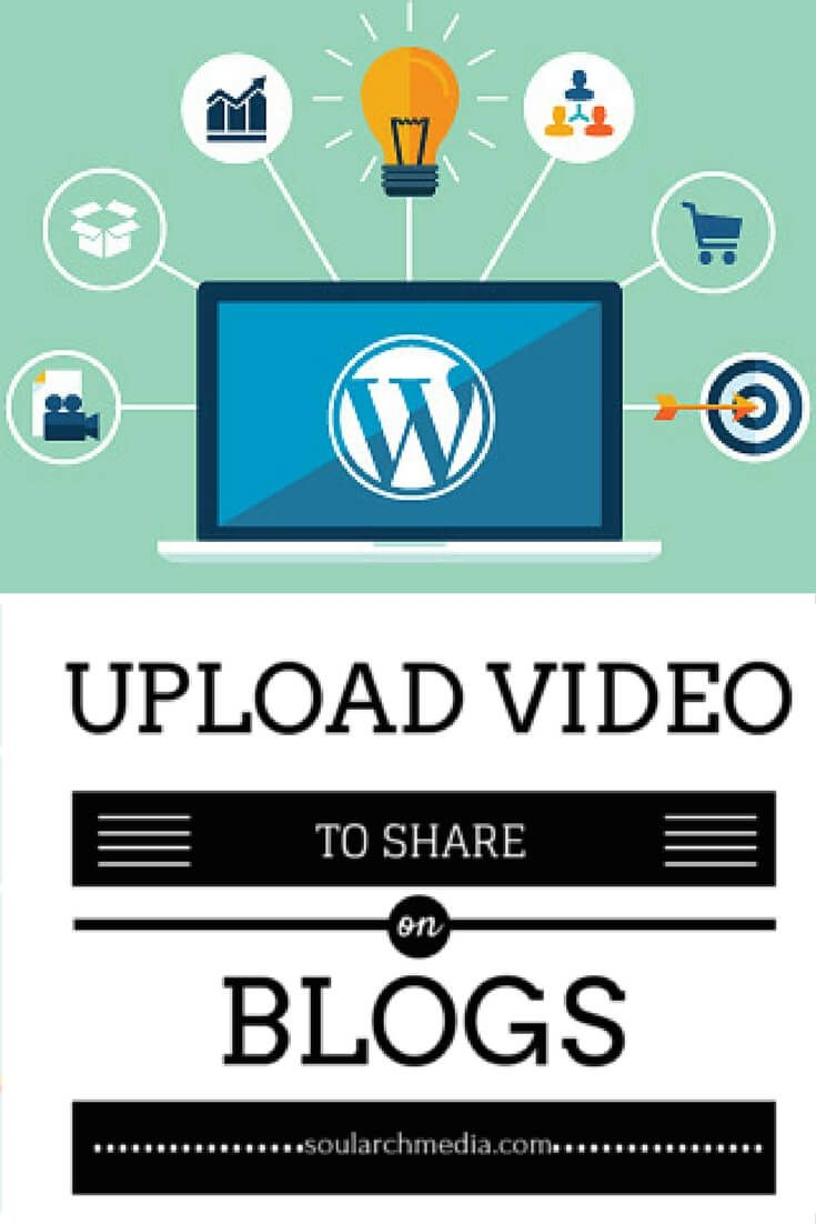 Adding Video To Your WordPress Blog - a step by step guide to adding and displaying video on your blog