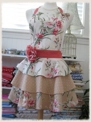 This is too cute! I want it! I need a sewing machine, fabric, and a class on sewing so I can make a bunch of these!
