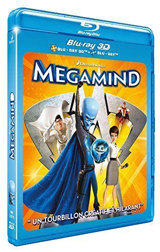 Megamind [FR Import] Svenska Filmer med Svenska Undertexter