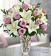 Stunning Pink Oriental Lily Bouquet | 1800FLOWERS.COM-95249