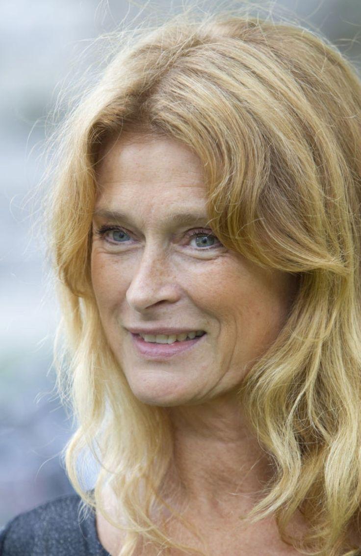 Swedish actress Lena Endre