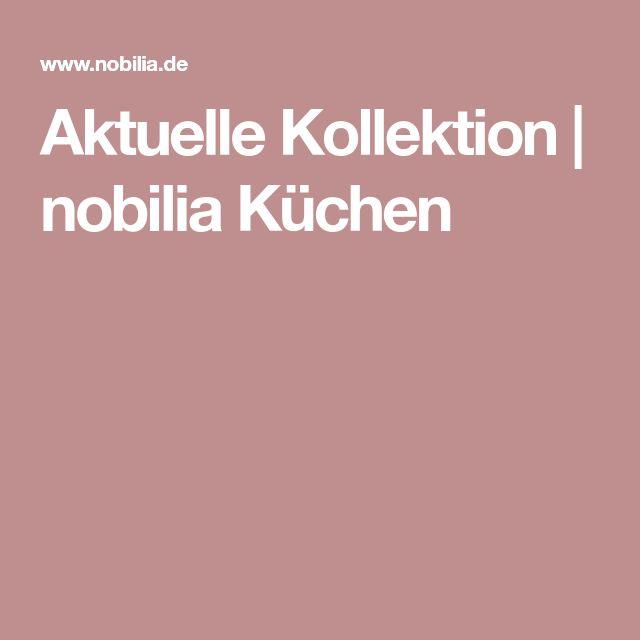 Die besten 25+ Nobilia küchen Ideen auf Pinterest - nobilia k chenfronten farben