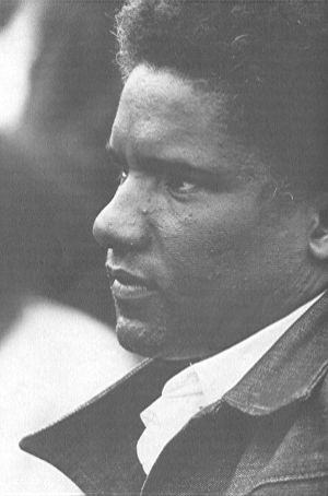 """James Forman, 1969 James Forman was an Afrikan civil rights activist who is credited with giving the Student Nonviolent Coordinating Committee (SNCC) its organizational base and initiating the """"Modern Reparations Movement with the writing of """"The Black Manifesto."""""""