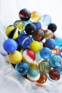 How to Make a Bag to Put Playing Marbles In.  I'm going to use it for game pieces.