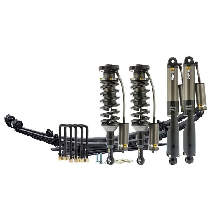 Old Man Emu BP51 Suspension Kit Lift Kit For 2005, 2006, 2007, 2008, 2009, 2010, 2011, 2012, 2013, 2014, 2015, 2016 Toyota Tacoma OMETAC16BP51B Old Man Emu is pleased to release the latest application of BP-51 High Performance Bypass Shock Absorbers engineered specifically for the Toyota Tacoma. Although there are subtle weight differences between the […]