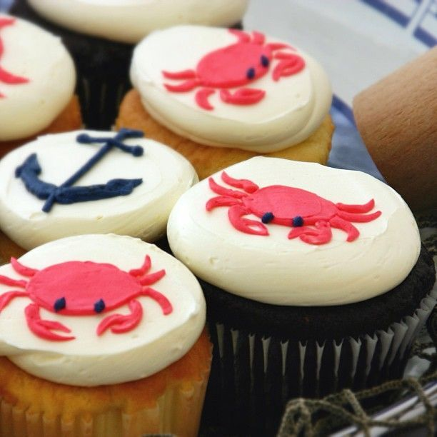 Image result for crab birthday cake
