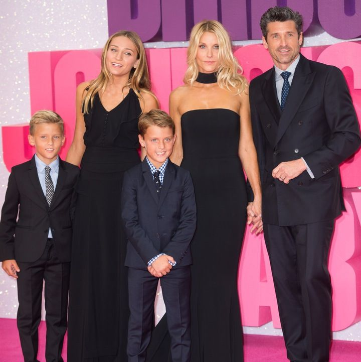 Back Together!: Patrick Dempsey and Wife Jillian Fink Officially Call Off Their Divorce
