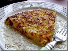 Rosti, placinta de cartofi elvetiana - retete culinare mancare. Reteta placinta de cartofi rosti. Placinta de cartofi rapida la tigaie. Rosti de cartofi.