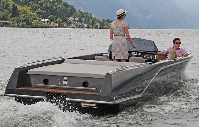 TORQEEDO Frauscher Bootswerft 1