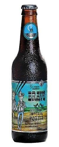 Cerveja 3 Lobos Bravo - Cervejaria Backer
