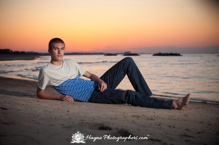 Chesapeake Senior Portraits | Conner - Class of 2015 - Hayne Photographers Virginia Beach Photography