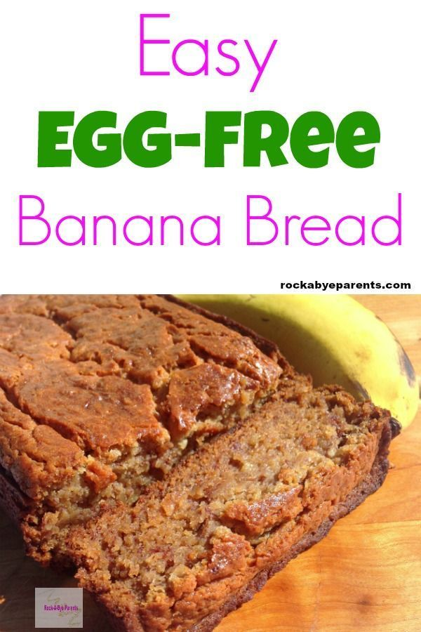 Egg Free Banana Bread Recipe Eggless Banana Bread Recipe Easy