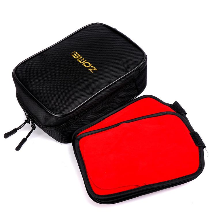 Zomei Black Color 16 Pocket Camera Filter Wallet Case Pouch for Circular or Square Filters Discounted Smart Gear http://discountsmarttech.com/products/zomei-black-color-16-pocket-camera-filter-wallet-case-pouch-for-circular-or-square-filters/