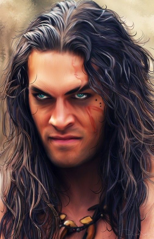 Jason Momoa - Conan via ALICE OF WONDERLAND ENTERTAINMENT. Click on the image to see more!