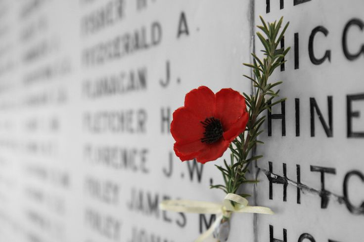 Anzac Day today, Lest We forget...  Photography by Marc Russo