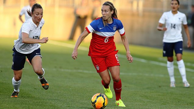 World Cup Soccer Stats Erase The Sport's Most Dominant Players: Women