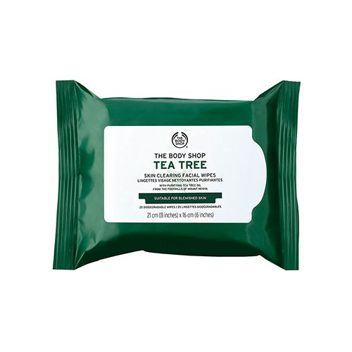 Tea Tree Cleansing Wipes | The Body Shop ® (for Hawaii)