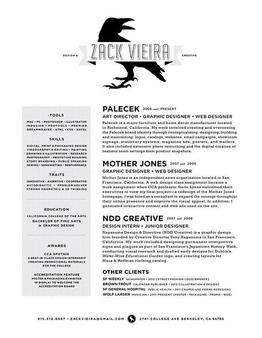 81 best CV \ RESUME images on Pinterest Interview, Blame and - columnist resume