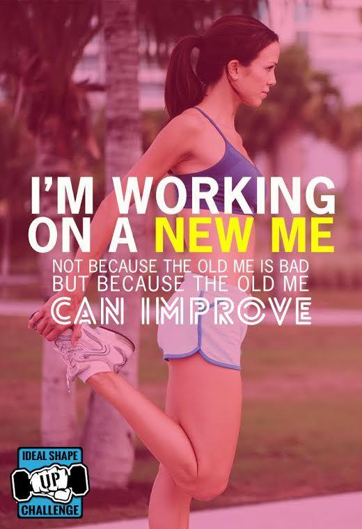 Dang Straight! #IdealShape #MyIdeal #Workout #Motivation #Female