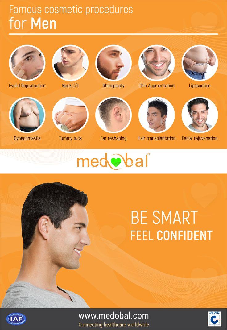 Famous Cosmetic procedures for men!!  Visit: www.medobal.com  #Liposuction #Rhinoplasty #SkinCare #beauty #bodypositive #HealthCare #WeightLoss #Lipo #TummyTuck #BodyContouring #BreastImplants #EarReshaping #MensHealth #HairTransplantation #PlasticSurgery #ChinAugmentation #NeckLifting #NoseSurgery #CosmeticSurgery #India #UAE #Africa #Malaysia #SriLanka #ConnectingHealthcareWorldwide #MedicalTourism #Connect #Medobal