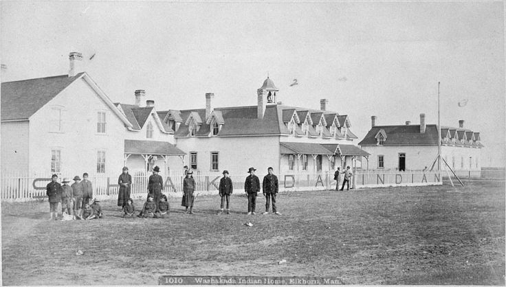 A New Report Revealed Just How Horrific Canada's Aboriginal Residential Schools Were | VICE | United States
