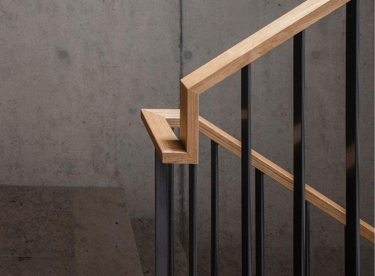 Meier Hug Kastellweg Winterhur 2014 Stair Case