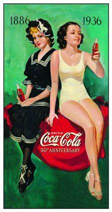 Coca Cola 50th anniversary ;)