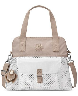 Kipling Handbag, Pahniero Tote  - when I go to the States, I'm going to look for this.  I think it looks so smart.  - definitely on my Wish List!