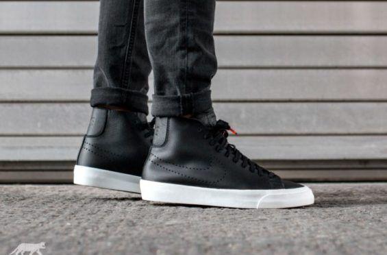 http://SneakersCartel.com The Nike Blazer Studio Mid Decon In Black And Summit White #sneakers #shoes #kicks #jordan #lebron #nba #nike #adidas #reebok #airjordan #sneakerhead #fashion #sneakerscartel https://www.sneakerscartel.com/the-nike-blazer-studio-mid-decon-in-black-and-summit-white/
