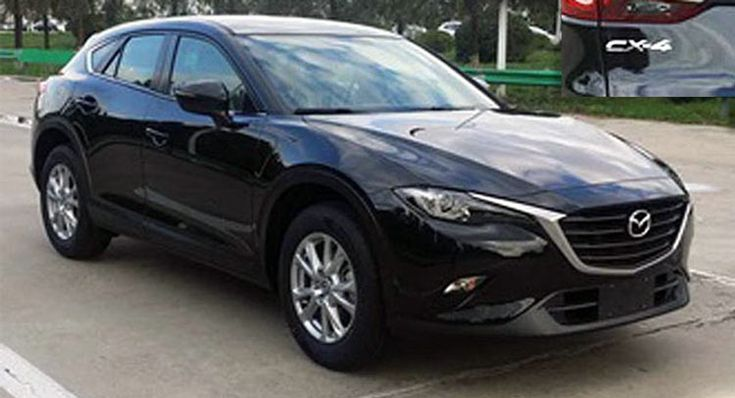 New Mazda CX-4 Sports Crossover's Name Confirmed